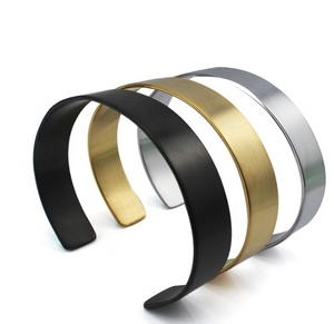 Minimalist Sleek Cuff