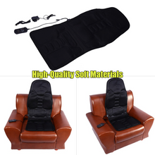 Load image into Gallery viewer, Portable Heated Massager Seat Pad