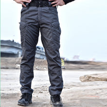 Load image into Gallery viewer, Waterproof Tactical Military Cargo Pants