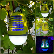 Load image into Gallery viewer, Dual Purpose Anti-Mosquito Camping Light