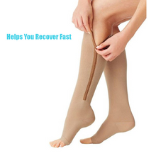Load image into Gallery viewer, Anti-Varicose Veins Leg Support Socks