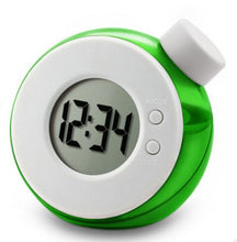 Load image into Gallery viewer, Eco-friendly Water Powered Digital Clock for Kids