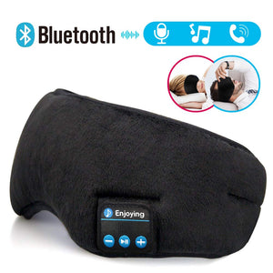 Wireless Music Bluetooth Relaxation Sleeping Eye Mask