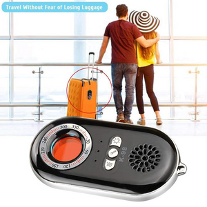 Anti-Spy™ - Travel Essential Hidden Camera Detector