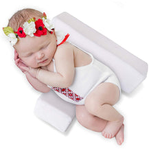 Load image into Gallery viewer, Adjustable Baby Anti Roll Memory Foam Support