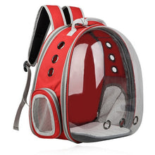 Load image into Gallery viewer, Expandable Space Capsule Pet Carrier