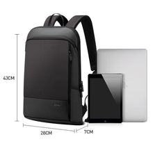 Load image into Gallery viewer, World's Slimmest Laptop Backpack