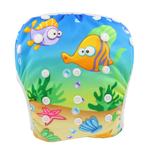 Kids Adjustable Swimming Diaper
