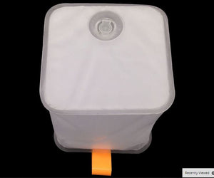 Solar Outdoor Light with Phone Charger