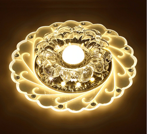 Magical Crystal Ceiling Light