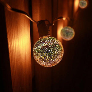 Firework LED Light Bulb