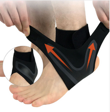 Load image into Gallery viewer, Elastic Ankle Support Sleeve
