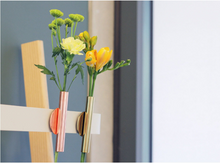 Load image into Gallery viewer, Minimalist Wall Magnet Flower Vase