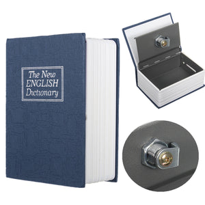 Faux Dictionary Hidden Safe Box