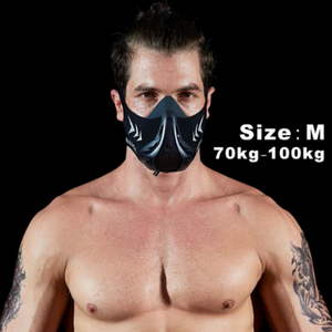 Cardio Elevation Breathing Resistance Workout Mask