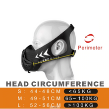 Load image into Gallery viewer, Cardio Elevation Breathing Resistance Workout Mask