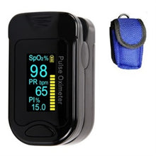 Load image into Gallery viewer, Portable Fingertip Pulse Oximeter