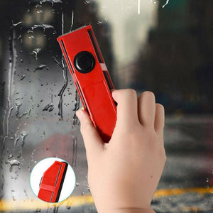Magnetic Glass Window Cleaner Brush