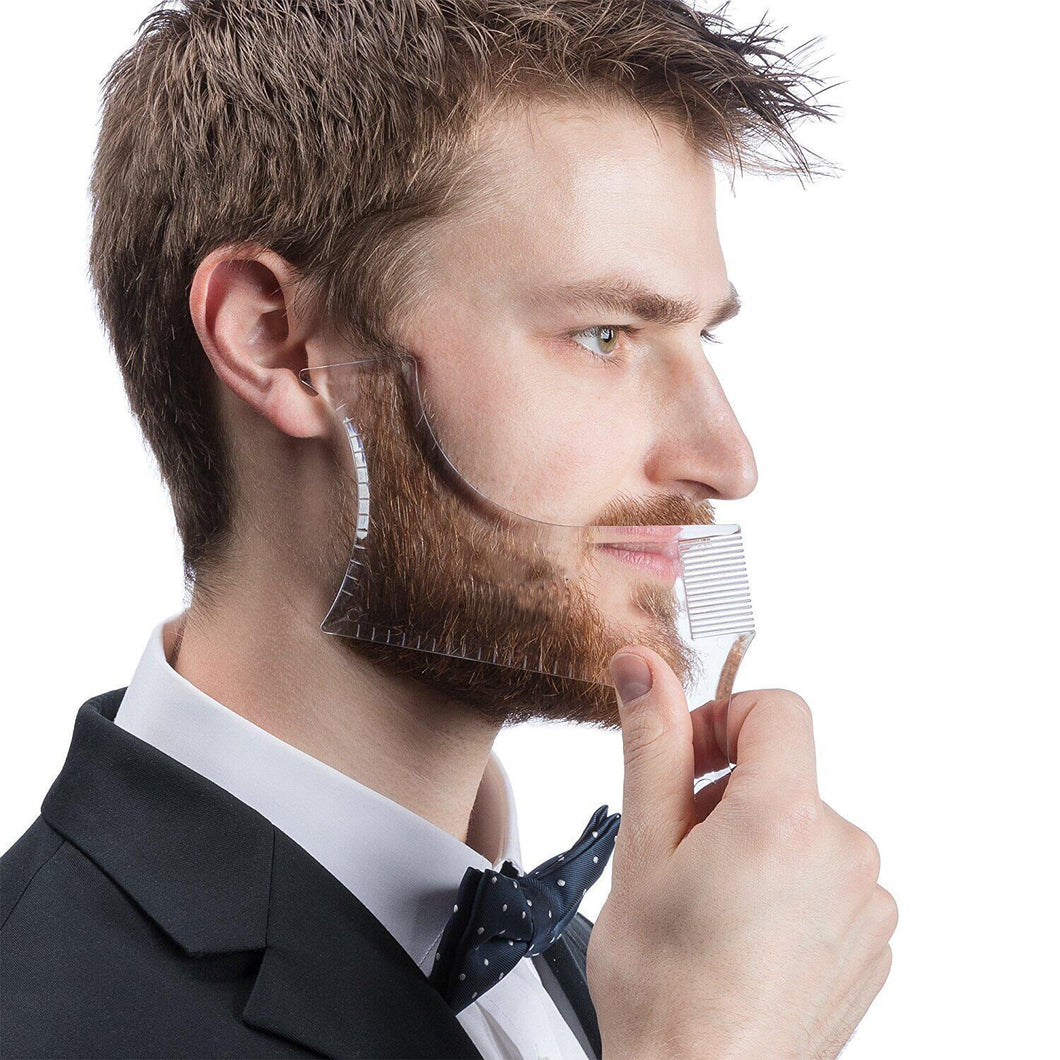 Perfect Beard - Shaping Styling Template Comb
