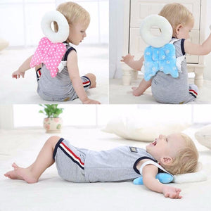 Child Head Protection Wearable Pillow