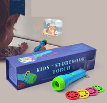 Load image into Gallery viewer, Kids Modern Storybook Torch