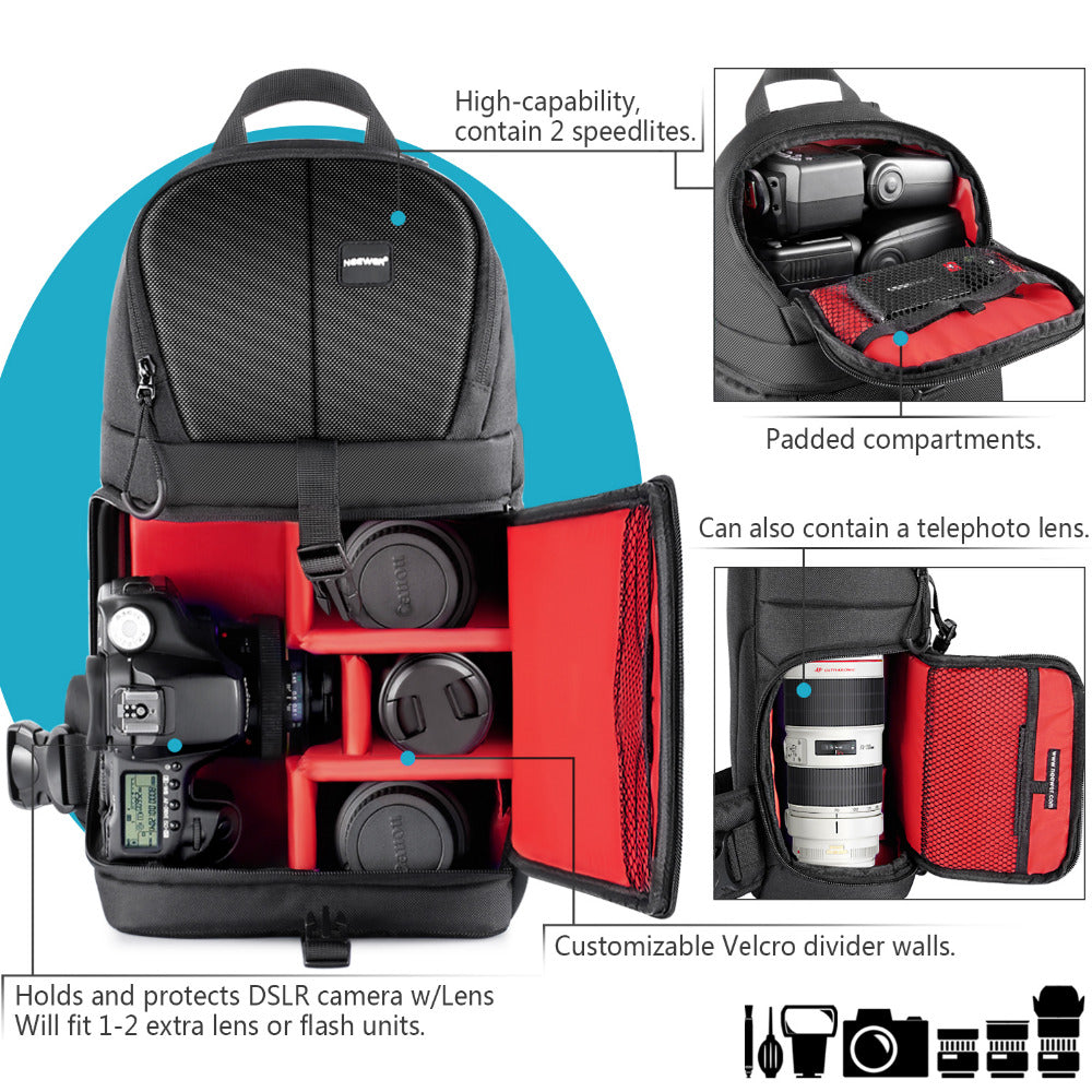 Professional Camera Storage Bag