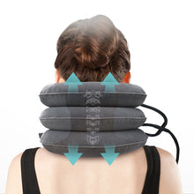 Load image into Gallery viewer, Chiropractic Posture Corrector Pain Relief Neck Massager