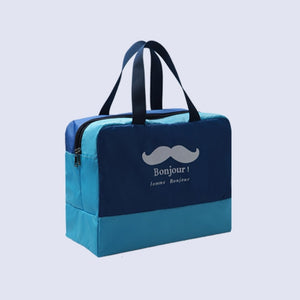 Wet and Dry Separator Fitness Bag