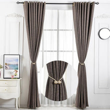 Load image into Gallery viewer, Magnetic Minimalist Curtain Holder Set (2 Pieces)