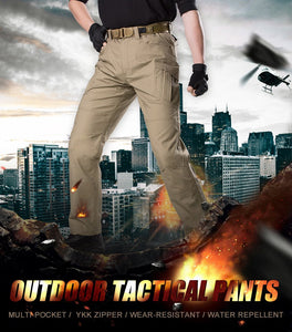 Waterproof Tactical Military Cargo Pants