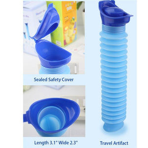 Foldable Travel Urinal