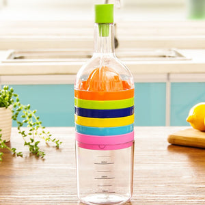8 in 1 Multifunctional Kitchen Bottle