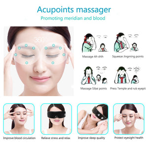 Wireless  Eye Acupoints Massager