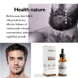 Natural Organic Leave-In Conditioner For Beard Growth