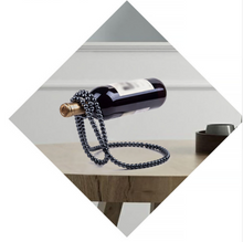 Load image into Gallery viewer, Pearl Beads Necklace Wine Rack