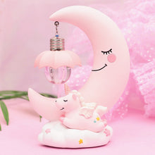 Load image into Gallery viewer, Fantasy Unicorn Night Light for Kids Room