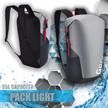 Load image into Gallery viewer, 35L Foldable Waterproof Travel Backpack
