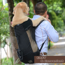 Load image into Gallery viewer, K9™ Big Dogs Travel Carrier Backpack
