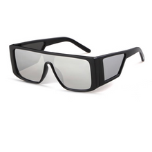 Load image into Gallery viewer, Windproof Reflective Retro Sunglasses