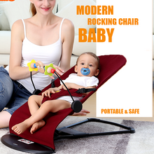 Load image into Gallery viewer, Modern Baby Rocking Chair