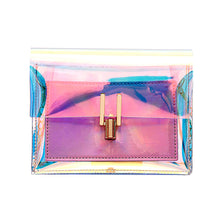 Load image into Gallery viewer, Transparent Crossbody Handbag