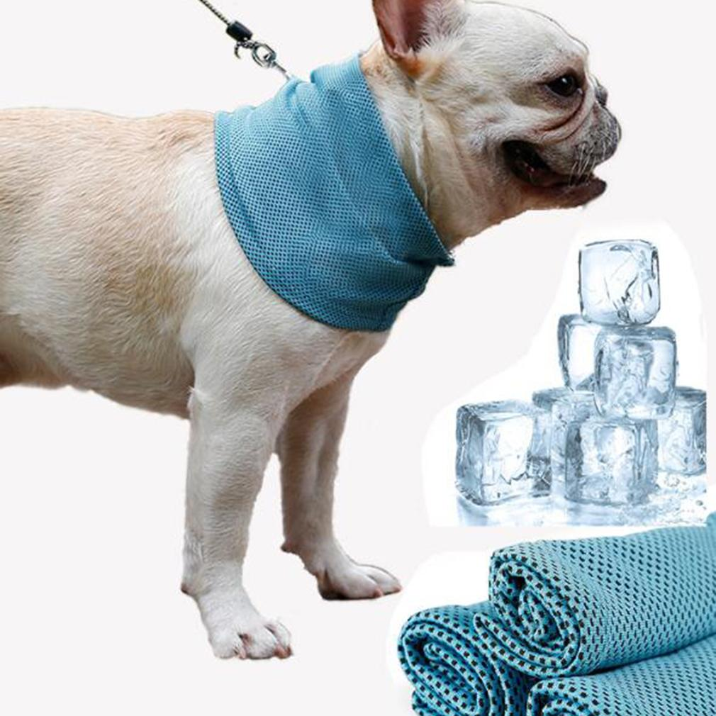 Summer Cooling Pet Bandana