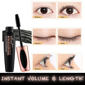 Natura™ 4D Silk Fiber Waterproof Mascara