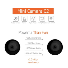 Load image into Gallery viewer, Super Smart Super Mini 1080P Camera