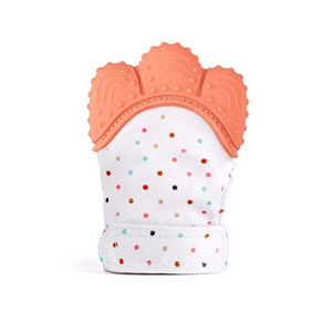 Baby Teething Silicone Mitten