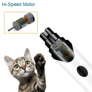 Pet Nail Grinding Trimmer