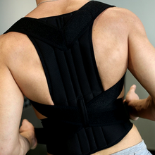 Load image into Gallery viewer, Posture Corrector Scoliosis Support Belt