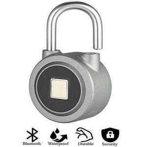 Smart Fingerprint Electronic Padlock