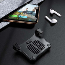 Load image into Gallery viewer, Mobile Phone Gaming Cooling Pad