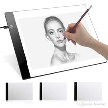 Load image into Gallery viewer, Portable LED Digital Graphic Drawing Pad